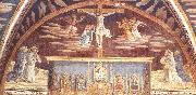 Madonna and Child Surrounded by Saints (detail)g dfg GOZZOLI, Benozzo